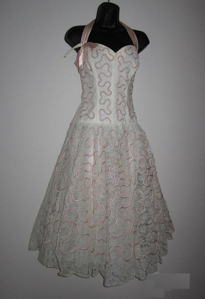 Pink Vintage Dresses Jan 2012 Edition