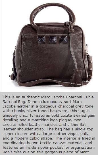 Marc Jacobs Bag Bella Bag 2