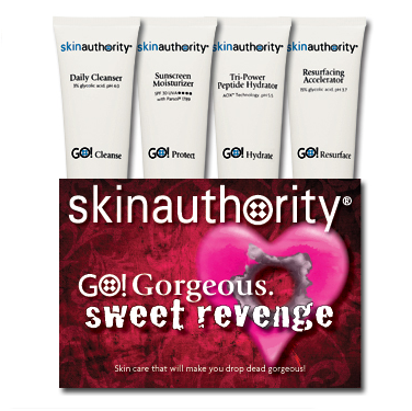 Skin Authority Sweet Revenge