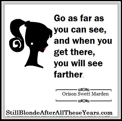 Go as Far Marsden