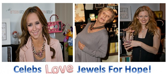 Jewels for Hope Banner