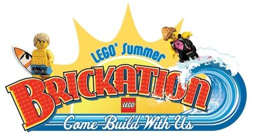 LEGO Summer Brickation Traverse City, MI