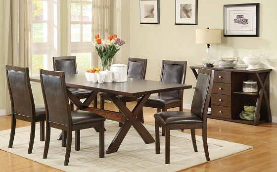 Deal Decor 7 Piece Dining Set Giveaway 560