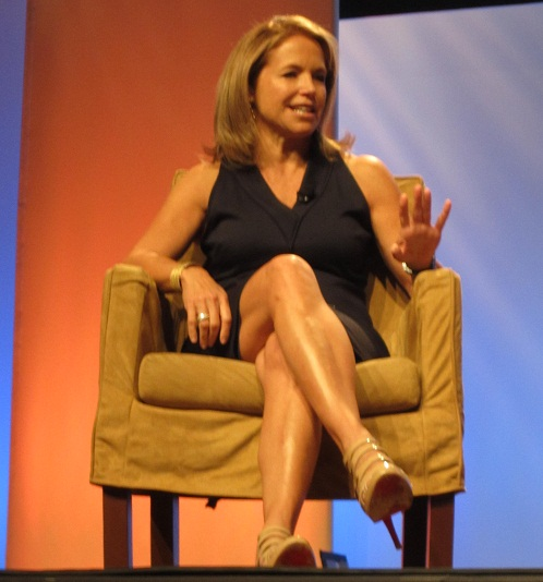 Katie Couric Blogher 12