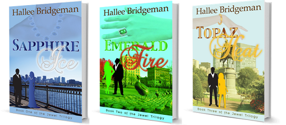 The Jewel Trilogy Hallee Bridgeman