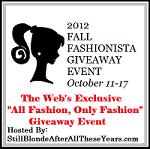 Fall Fashionista 150