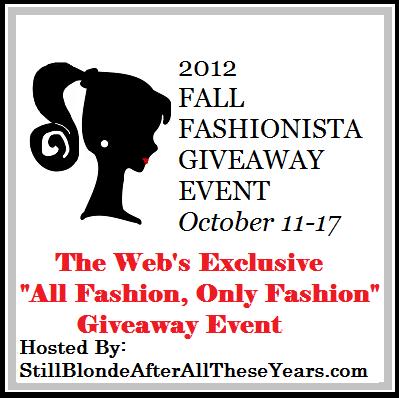 Fall Fashionista Events