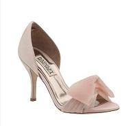 Badgley Mischka Rachel Christmas Wedding Shoes