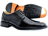 Leather Oxfords Mens Christmas Wedding SHoes