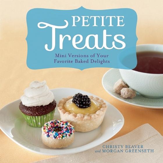 Petite Treats Cookbook Review