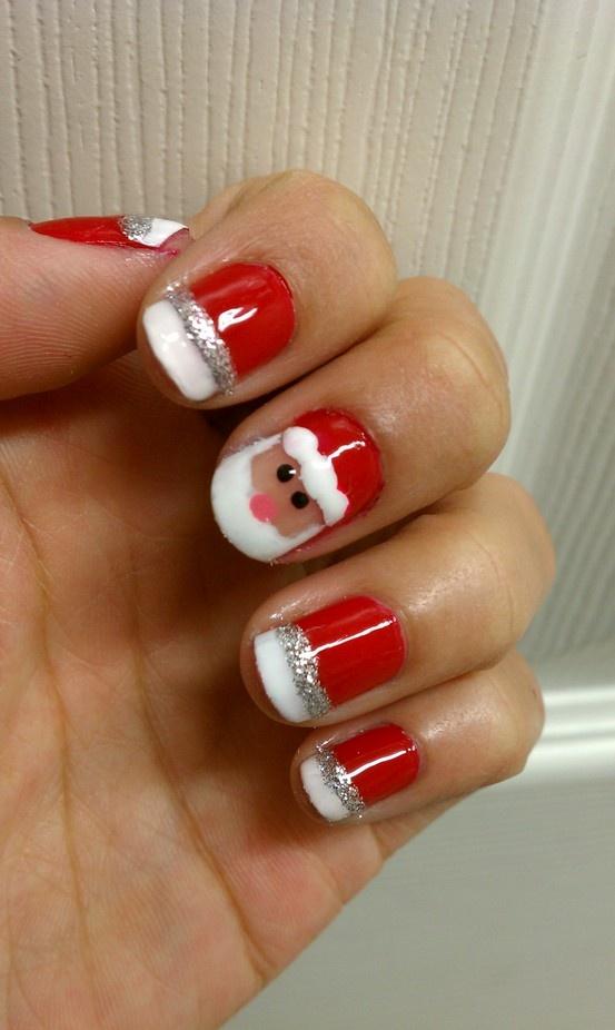 Christmas Manicure