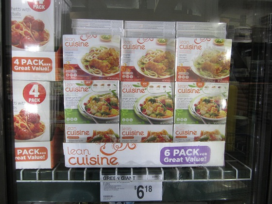 Lean Cuisine Asian Flavor 6 Pack