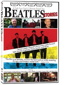Beatles Stories DVD Review