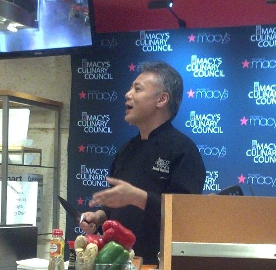 Macy Culinary Council Chef Takashi Yagihashi