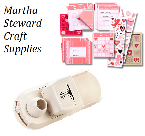 Martha Stewart Crafts Valentine