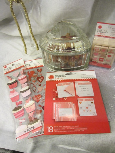 Martha Stewart Crafts Valentines Package