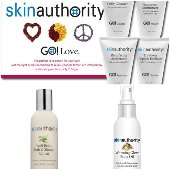Skin Authority Valentines Collection