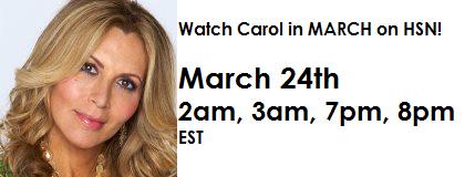 Carol Brodie Upcoming Shows