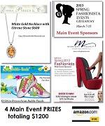 Main Event Sponsors total