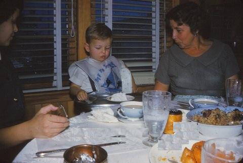 Holidays around Grandma's Table