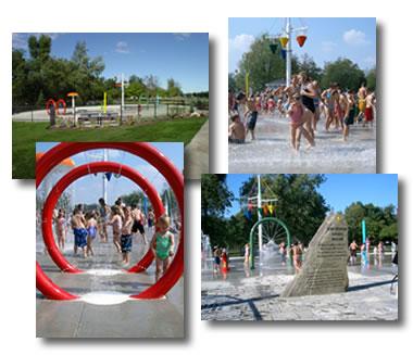 clarkston Spray Park