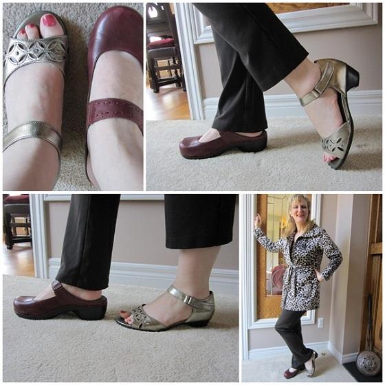 Aravon shoes