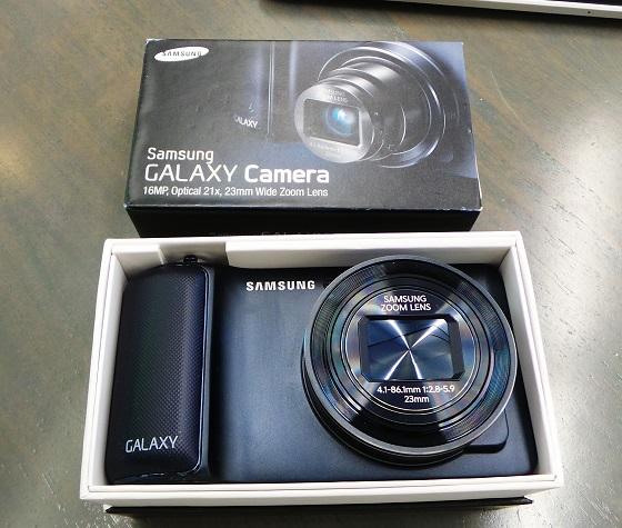 Samsung Galaxy Camera Verizon Voices Style