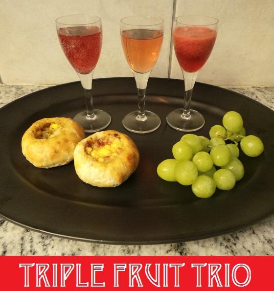Triple Juice Trio