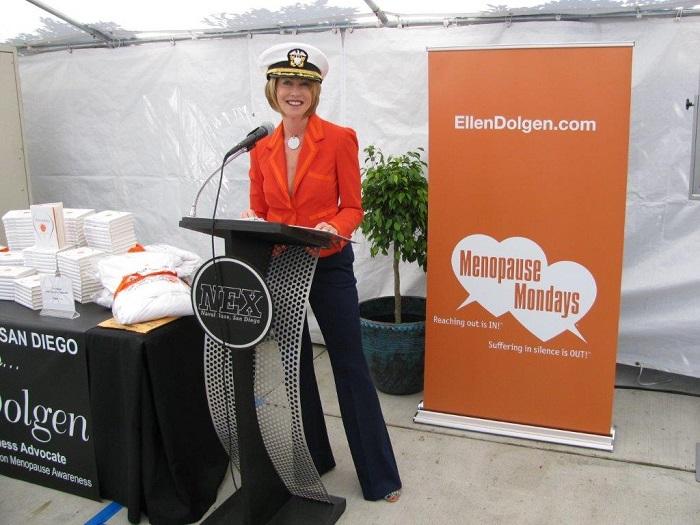 Orange is the New Black Ellen Dolgen Menopause Mondays