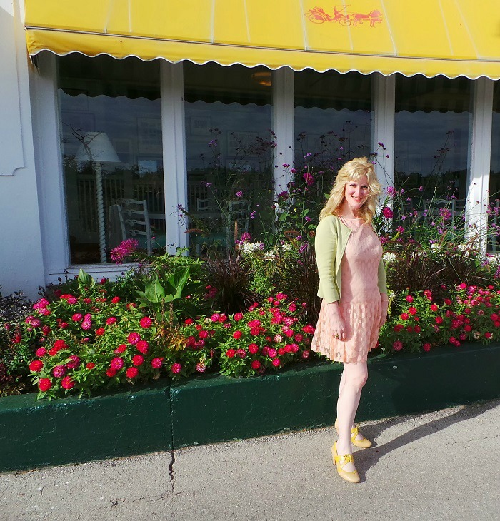 Mackinac Island Style — Verizon Voices Fashionista Style Hop 9-10