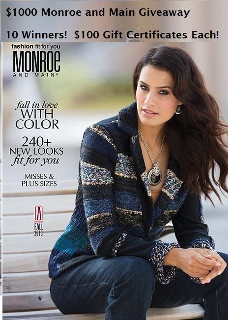 Monroe and Main Fall 2013