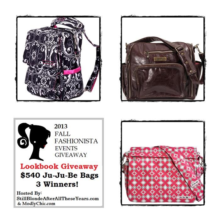 ju-ju-be bags Fall Fashioista Event Lookbook Giveaway
