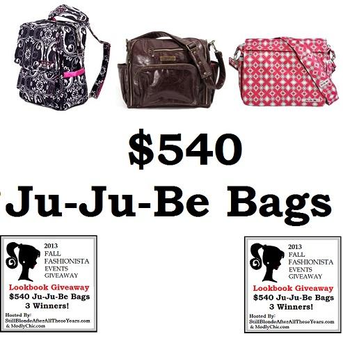 Ju-Ju-Be Fashionista Events