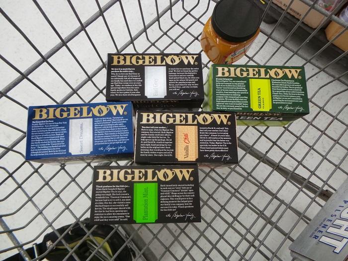 Bigelow Tea Stories new Packaging #Shop