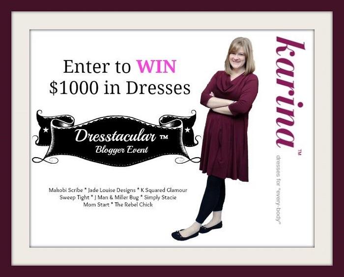 e09dc5b8b3 Karina Dresses  Dresstacular Giveaway Round 3! 6 Dresses