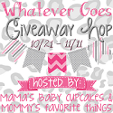 what ever goes Blog Hop