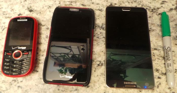 Samsung Glaxaxy Note 3