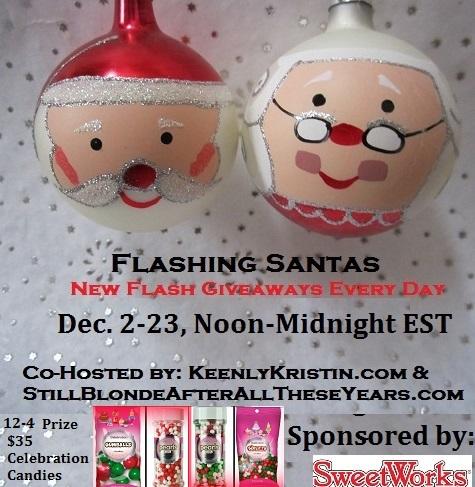 Flashing Santas 2013 12-4