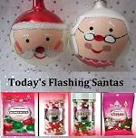 Flashing Santas 2013 150