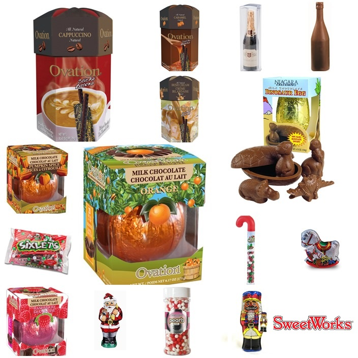 Sweetworks collage