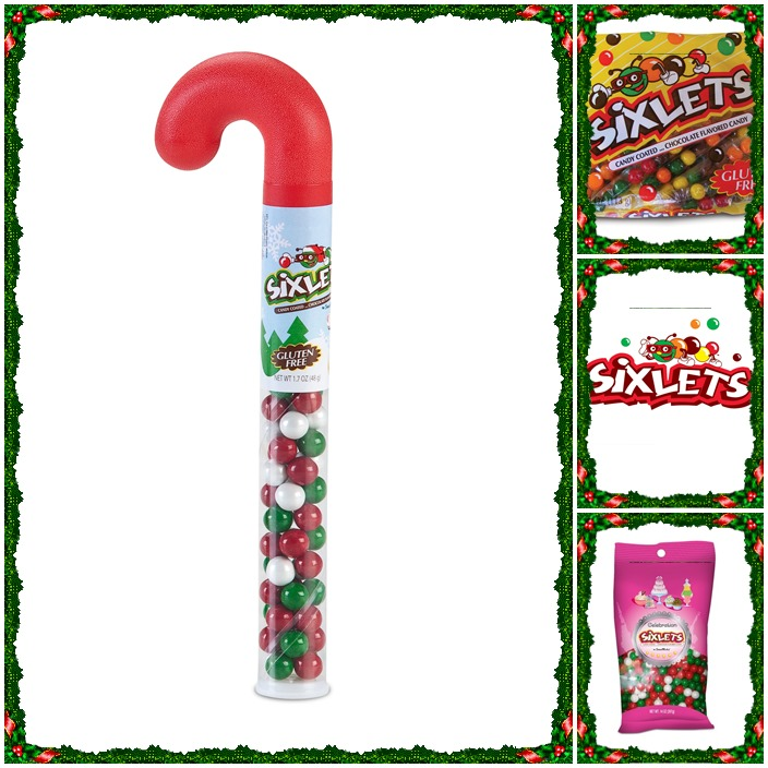 sixlets collage