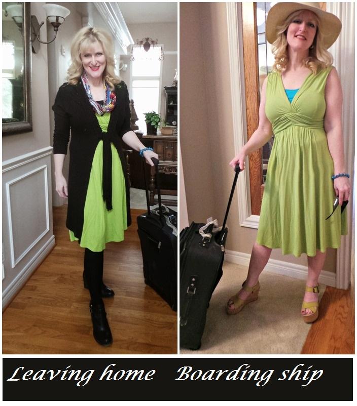 Cruise wear cruise fashion Monroe and Main Women over 45