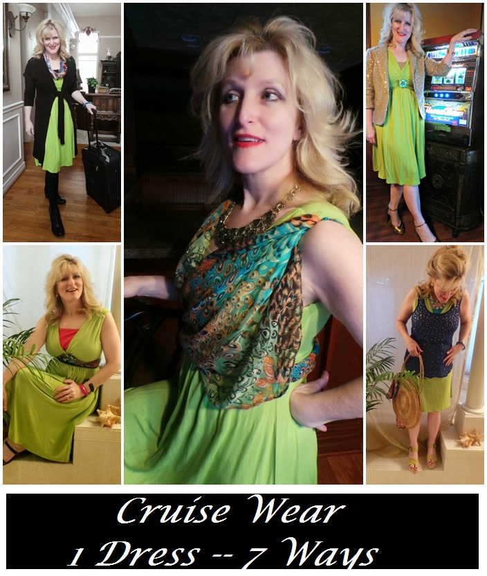 cruise wear cruise fashion Monroe and Main Women over 45