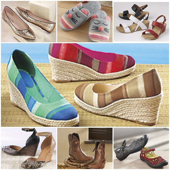Monroe and Main Spring shoe collection Fashionista
