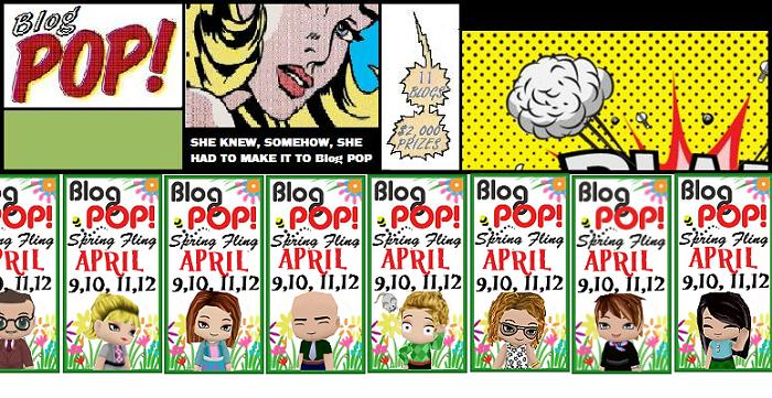 BLOG POP SPRING FLING!