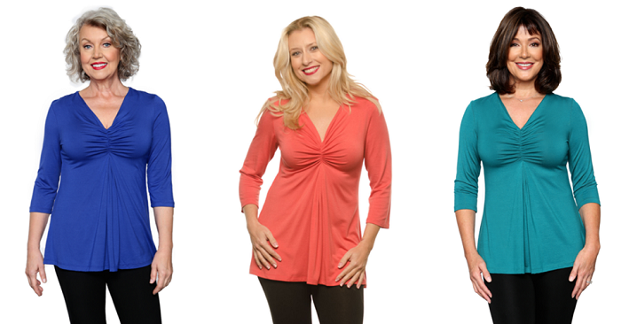 mandy Covered Perfectly Clothing for Women over 50