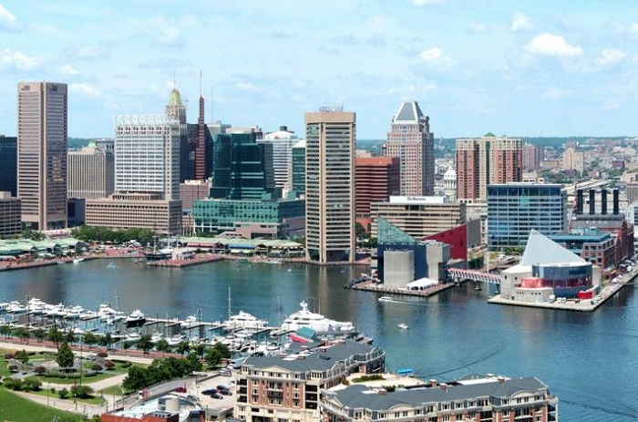 Inner Harbor Baltimore