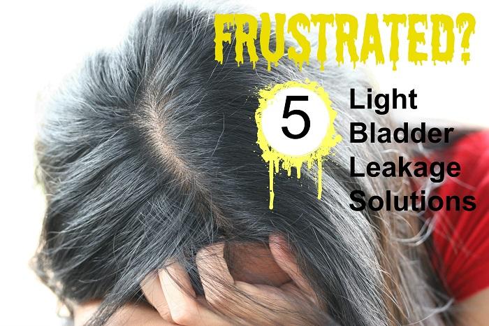 Light Bladder Leakage Solutions Light Bladder Leakage Solutions #PoisewithSam