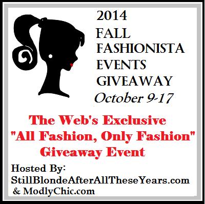 Fall Fashionsta 2014