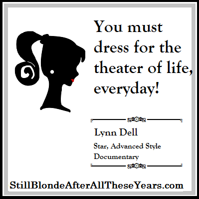 Lynn Dell Theater of your Life